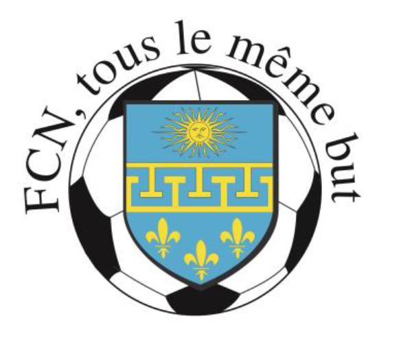 Logo football club nogentais les amis de nogent sur seine - Logo club foot bresil ...