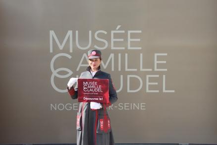 Entrée Musée Camille Claudel 26.03.17-2